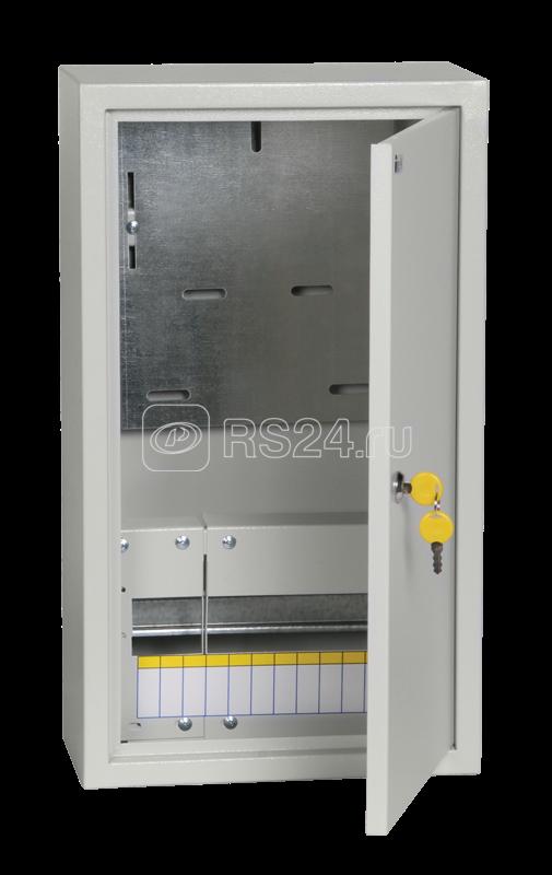 Корпус металлический ЩУРн-3/12з-0 У2 IP54 ИЭК MKM32-N-12-54-Z