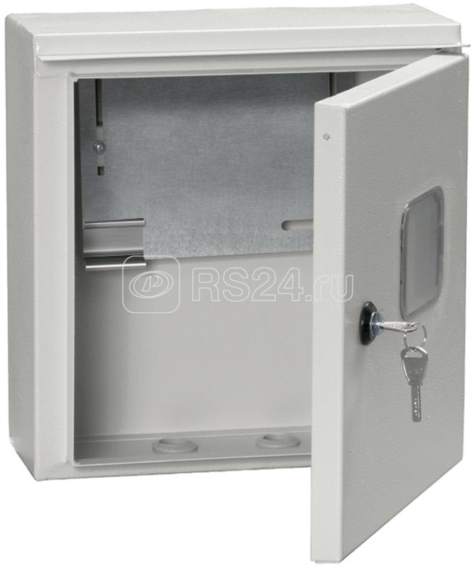 Корпус металлический ЩУ 1/1-0 У1 IP66 ИЭК MKM51-N-01-54