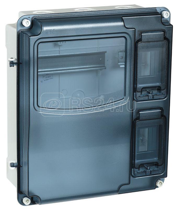 Корпус пластиковый ЩУРн-П 3/6 IP66 PC IEK MSP3-N-06-55 купить в интернет-магазине RS24