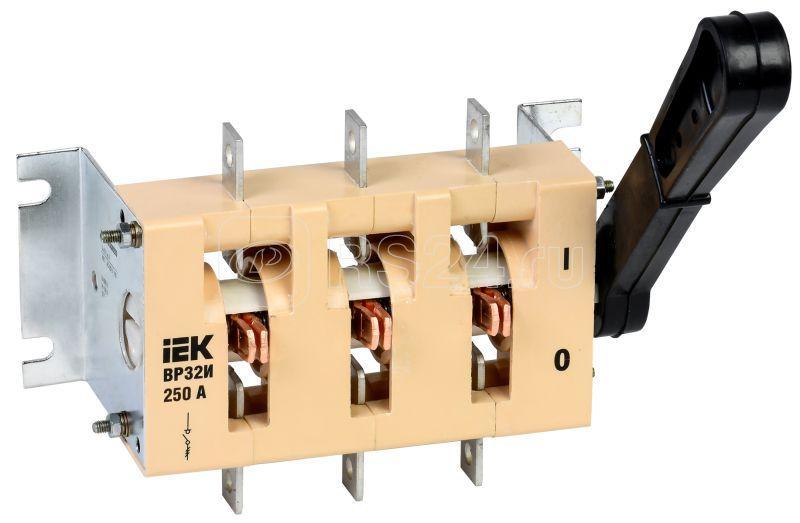 Выключатель-разъединитель ВР32И-35А30220 250А ИЭК SRK01-100-250 купить в интернет-магазине RS24