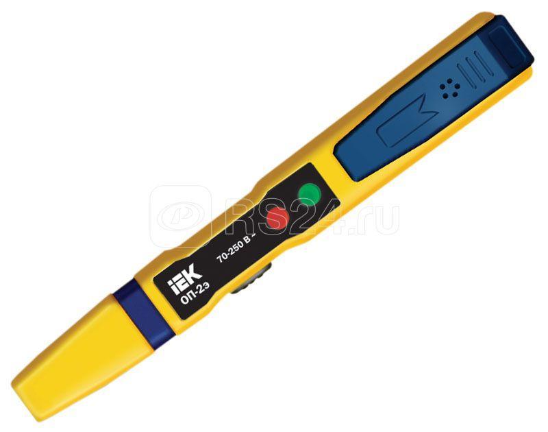 Отвертка-пробник ОП-2э ИЭК TPR20 купить в интернет-магазине RS24