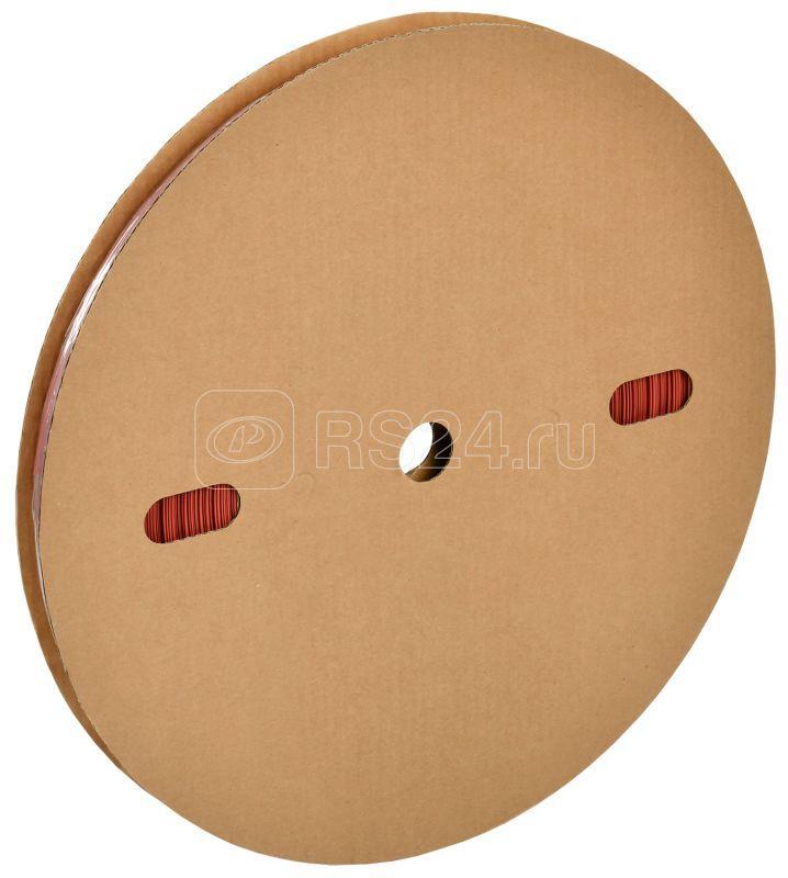 Трубка термоусадочная тонкостен. ТТУ-20/10 красн. (уп.100м) IEK UDRS-D20-100-K04 купить в интернет-магазине RS24