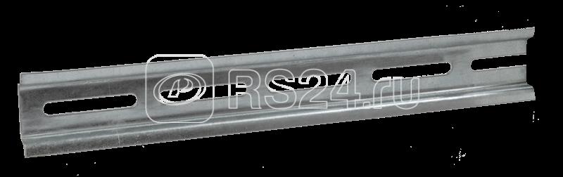 DIN-рейка 200мм оцинк. ИЭК YDN10-0020