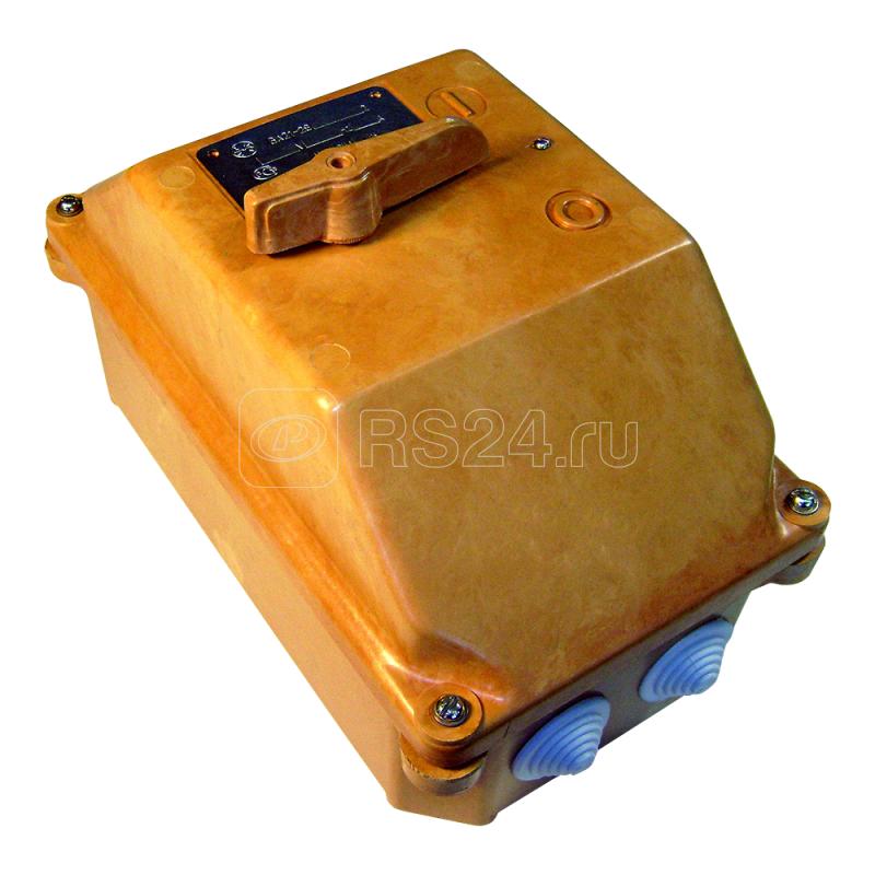 Выключатель автоматический 50А 12Iн АК50Б-3МОМ2 РЕГ 50Гц IP54 ТУ16-522.136-78 КЭАЗ 105069 купить в интернет-магазине RS24