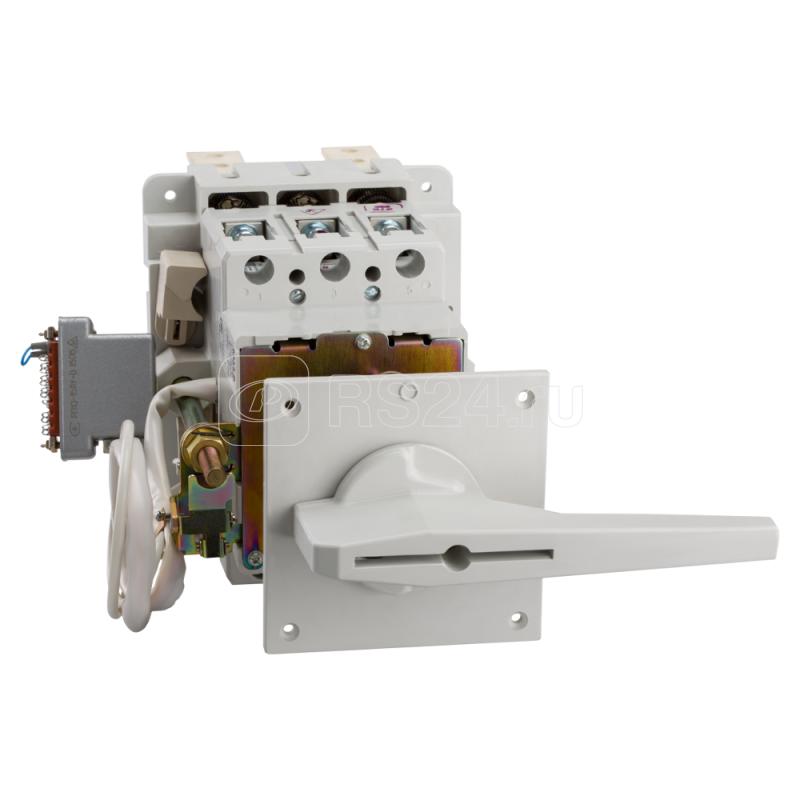 Выключатель автоматический 200А 2000Im ВА57-35-341850 УХЛ3 690В AC НР=400В AC КЭАЗ 109015 купить в интернет-магазине RS24