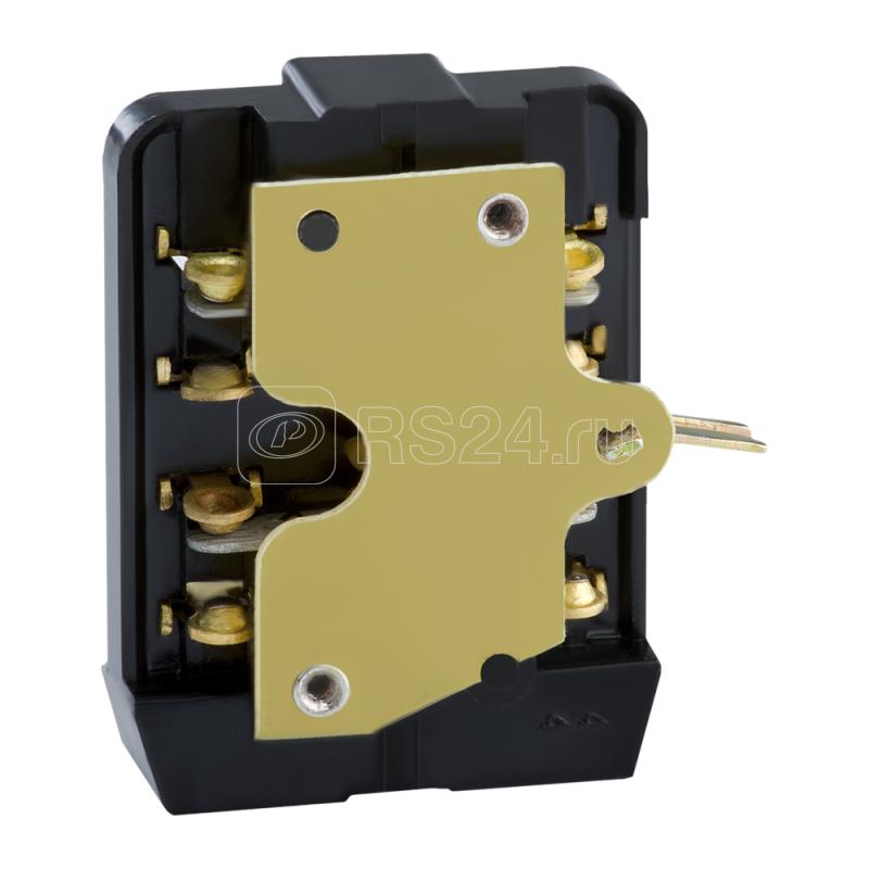 Блок-контакт БК 2 пол. для АП50Б УЗ КЭАЗ 110352