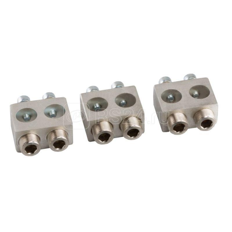 Комплект зажимов №10 (12) для ВА57-39 УХЛ3 КЭАЗ 110382 купить в интернет-магазине RS24