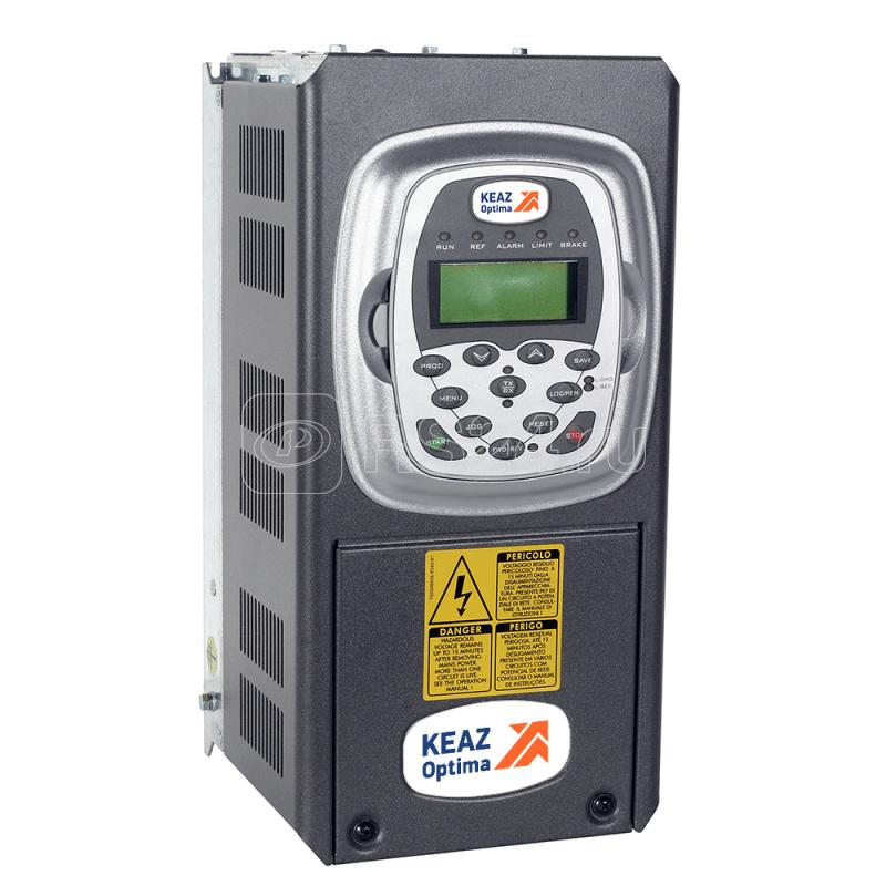 Преобразователь частоты OptiCor P 0011 4T BA2K2 КЭАЗ 112240 купить в интернет-магазине RS24