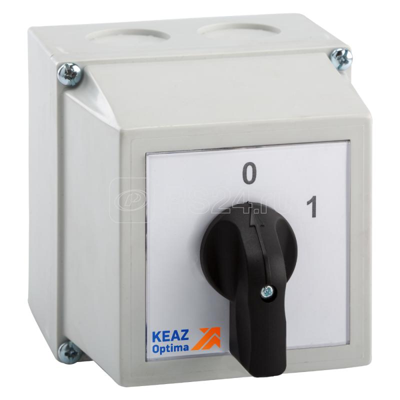 Переключатель кулачковый OptiSwitch 4G16 463 PK R114 КЭАЗ 225045 купить в интернет-магазине RS24