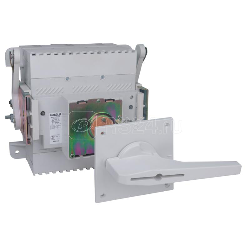 Выключатель автоматический 250А 2500Im ВА57-39-340050 УХЛ3 690В AC КЭАЗ 240542 купить в интернет-магазине RS24