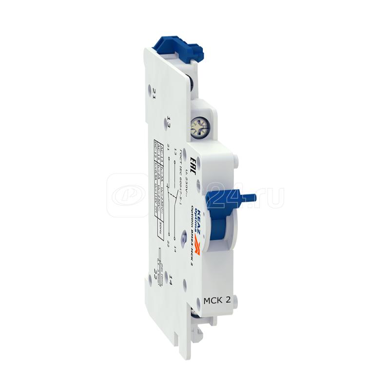 Модуль свободных контактов OptiDin BM63-МСК 2 КЭАЗ 249197