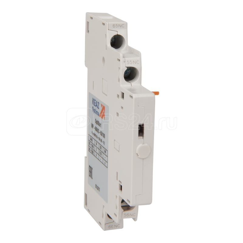 Контакт сигнальный OptiStart MP MA02 63/100 КЭАЗ 251753