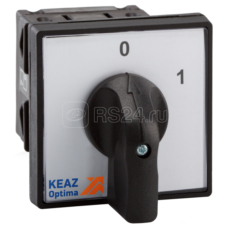 Переключатель кулачковый OptiSwitch 4G16 2165 U R114 КЭАЗ 264035 купить в интернет-магазине RS24
