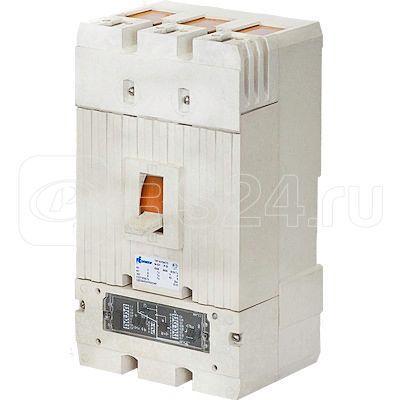 Выключатель автоматический 2п 400А А3793С УХЛ3 440В стац. ручн. привод Контактор 1010139 купить в интернет-магазине RS24