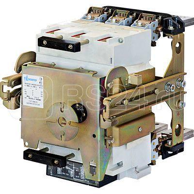 Выключатель автоматический 3п 630А 33.5кА ВА55-41-134750-00 УХЛ3 660В Контактор 1013518 купить в интернет-магазине RS24