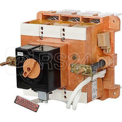 Выключатель автоматический 3п 250А 20кА ВА51-39-341870-00 УХЛ3 660В Контактор 1020861 купить в интернет-магазине RS24