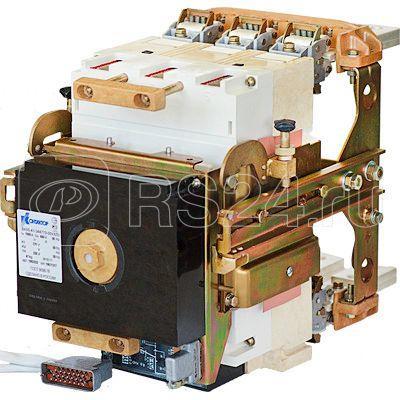 Выключатель автоматический 3п 250А 33.5кА ВА55-41-141870-00 УХЛ3 660В Контактор 1024216 купить в интернет-магазине RS24