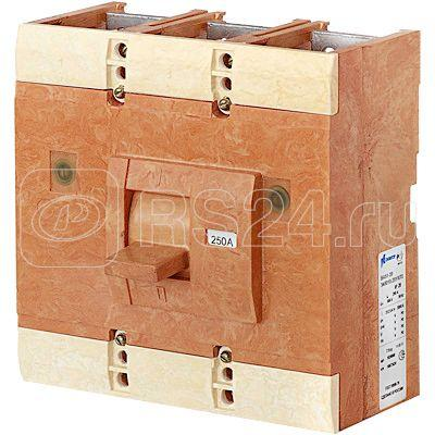 Выключатель автоматический 3п 250А 35кА ВА51-39 340010-20 УХЛ3 660В Контактор 1024241 купить в интернет-магазине RS24