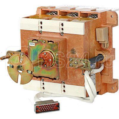 Выключатель автоматический 3п 630А 20кА ВА51-39 344650-00 УХЛ3 660В Контактор 1026384 купить в интернет-магазине RS24
