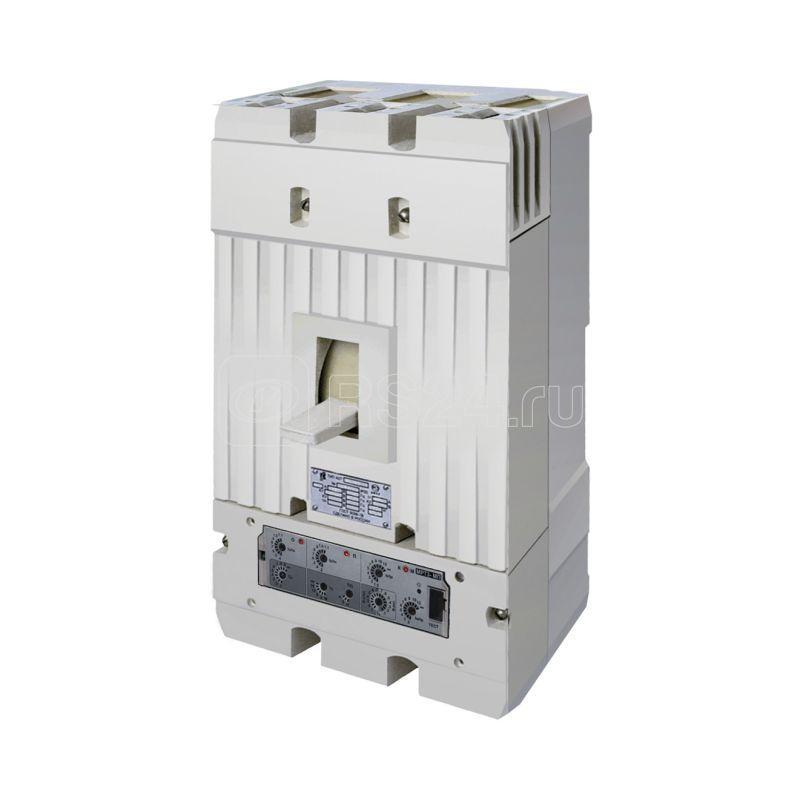 Выключатель автоматический 2п 630А А3793Б УХЛ3 440В стац. ручн. привод Контактор 1029433 купить в интернет-магазине RS24