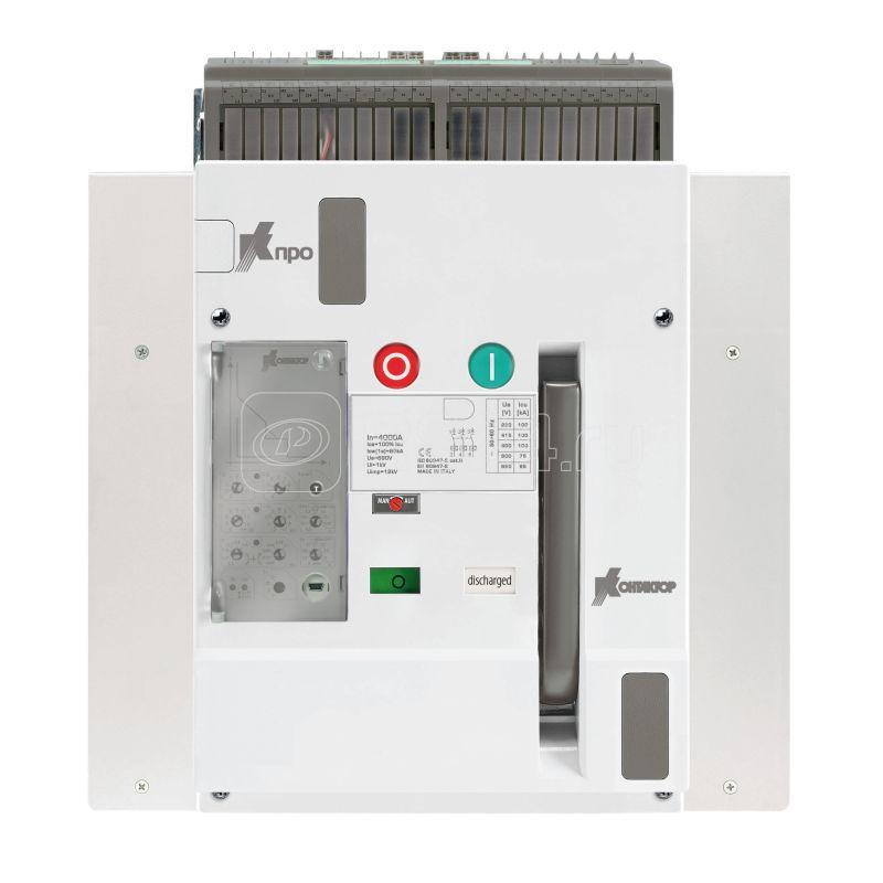 Выключатель автоматический 3п 1250А 100кА ВА50-45 40С (П) (Протон) Контактор 7007067 купить в интернет-магазине RS24