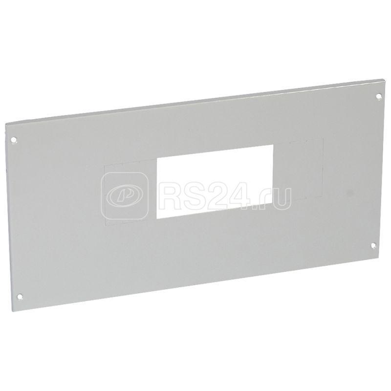 Панель лицевая метал. XL3 800/4000 Leg 020907
