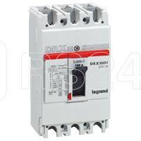 Выключатель автоматический 3п 25А 36кА DRX125 термомагнитн. расцеп. Leg 027062 купить в интернет-магазине RS24