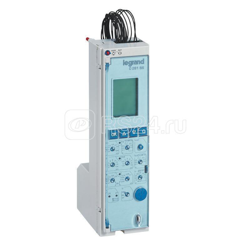 Расцепитель электр. DMX3 1600 LSIg Leg 028166 купить в интернет-магазине RS24