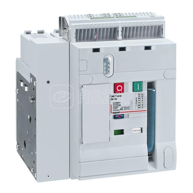 Выключатель-разъединитель 3п DMX3-I 4000 4000А тип 2 стац. Leg 028688 купить в интернет-магазине RS24