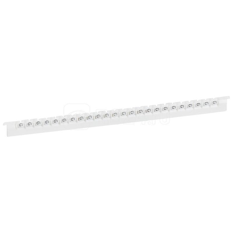 Маркер Memocab черн. маркировка на бел. фоне G Leg 037832 купить в интернет-магазине RS24