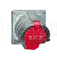 Розетка встраиваемая Hypra 63А 400В 3К+Н+З IP44 Leg 053801 купить в интернет-магазине RS24