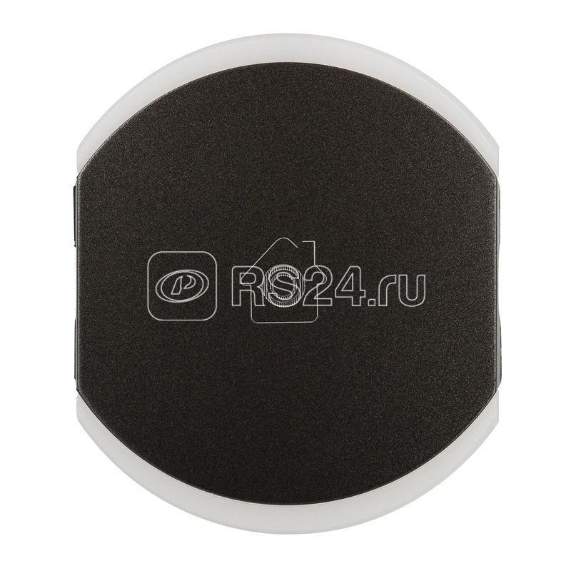 Панель лицевая MyHome SCS 2мод. GEN графит Leg 065080 купить в интернет-магазине RS24