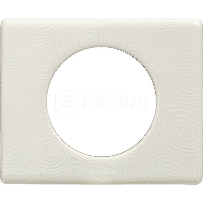 Рамка 1-м Celiane бел. феерия Leg 069351 купить в интернет-магазине RS24
