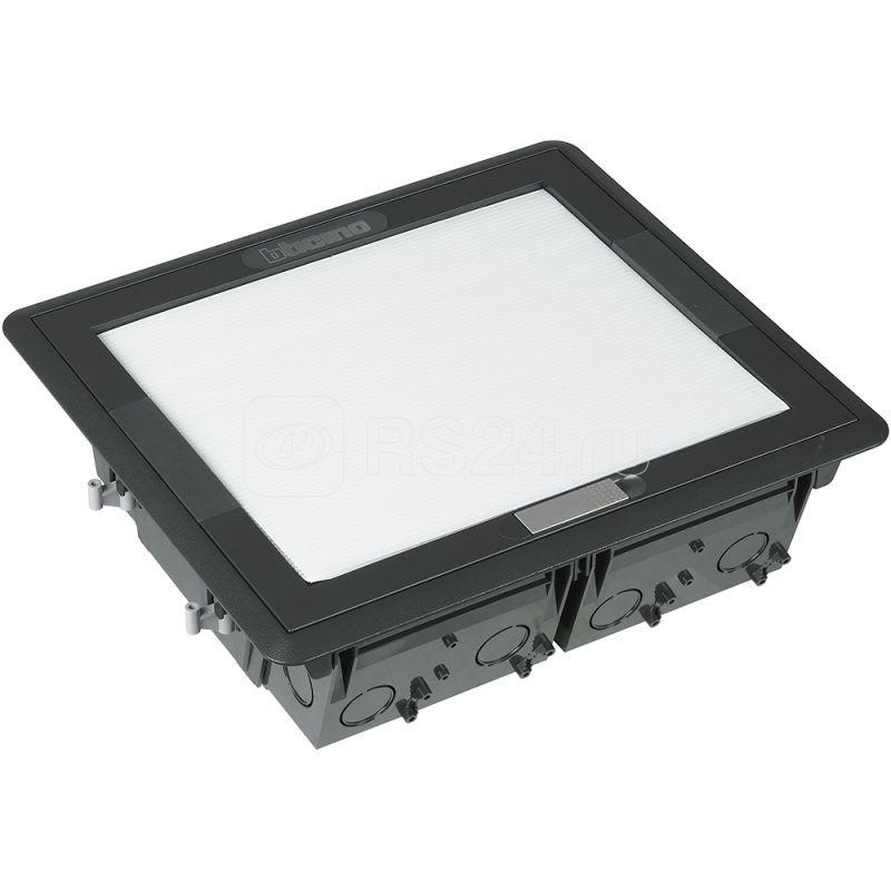 Люк для фальшпола с полимерной накладкой 20мод. Leg BTC 150703 купить в интернет-магазине RS24