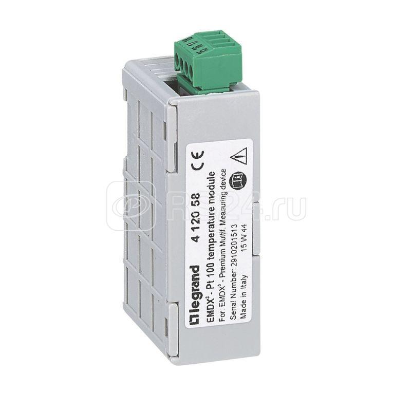 Модуль индикации температуры Leg 412058 купить в интернет-магазине RS24