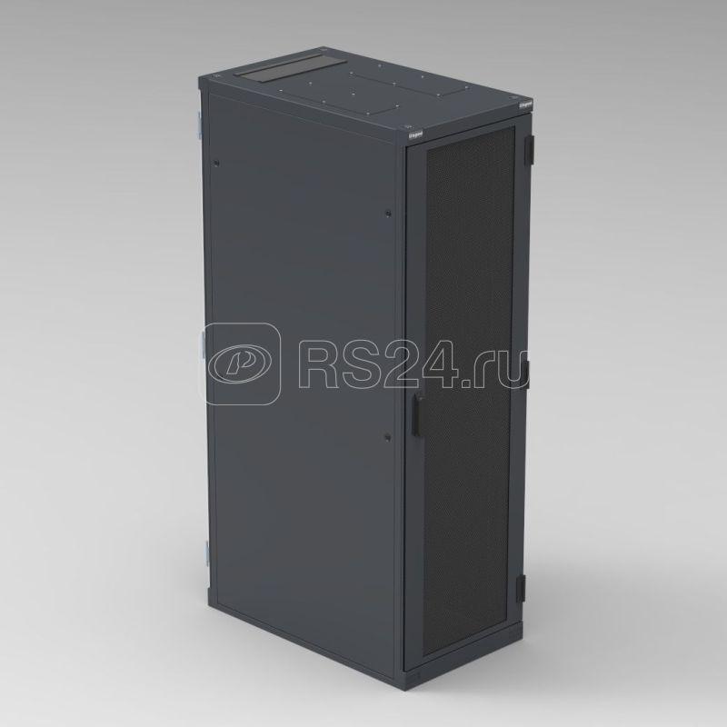 Шкаф серверный 19дюйм 42U 800х1100мм в плоской упаковке с боковыми панелями Leg 446034 купить в интернет-магазине RS24