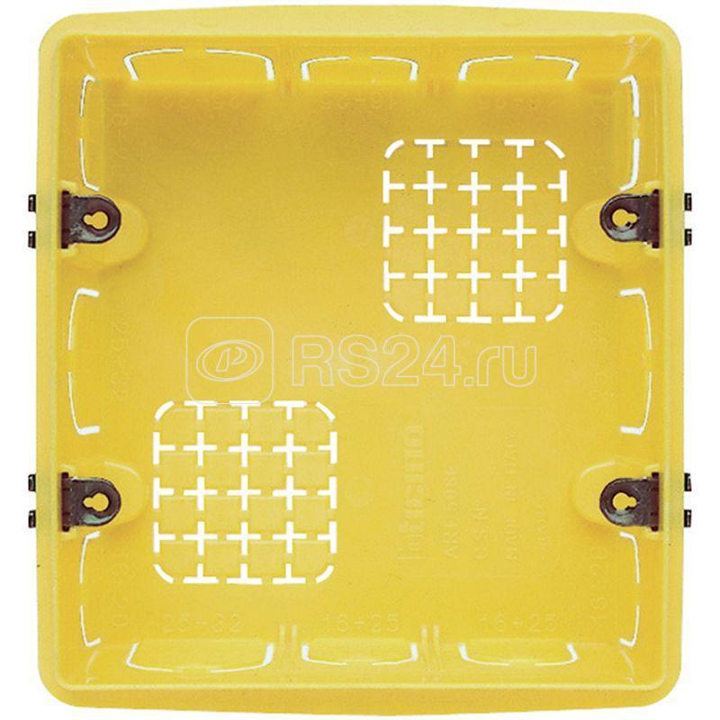 Коробка установочная 106х117х52 Leg BTC 506E купить в интернет-магазине RS24