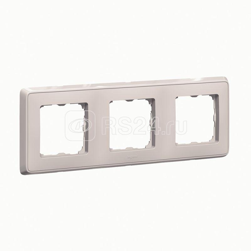 Рамка 3-м Cariva песок (DIY-упак.) Leg 695985