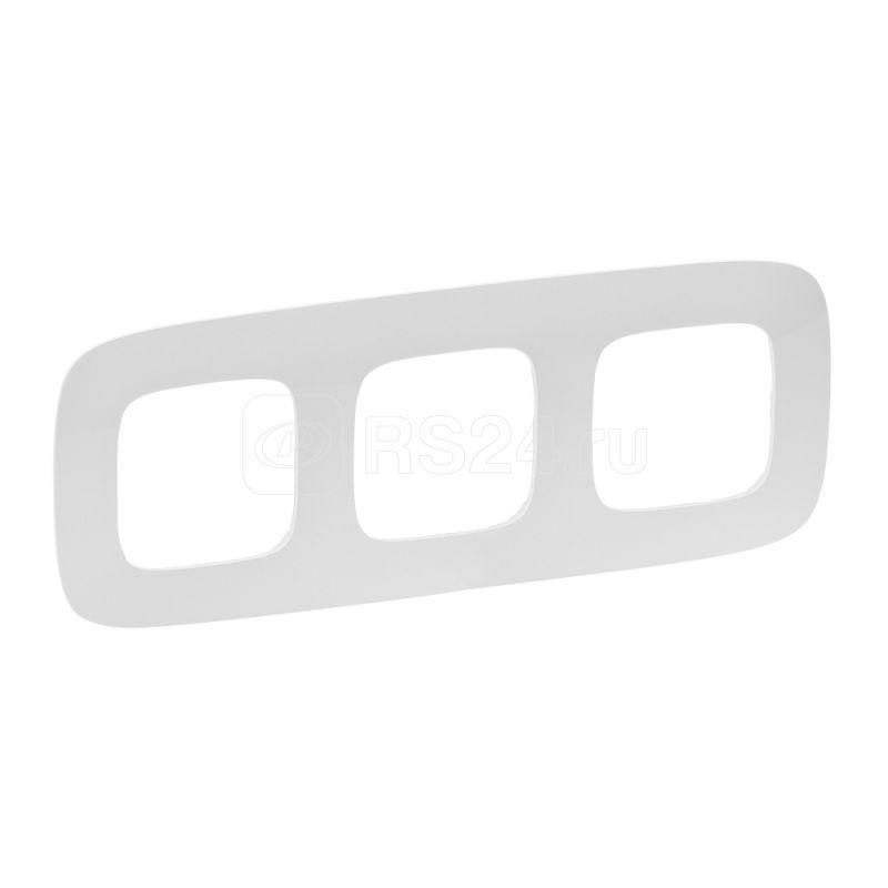Рамка 3-м Valena Allure универс. жемчуж. Leg 754413 купить в интернет-магазине RS24
