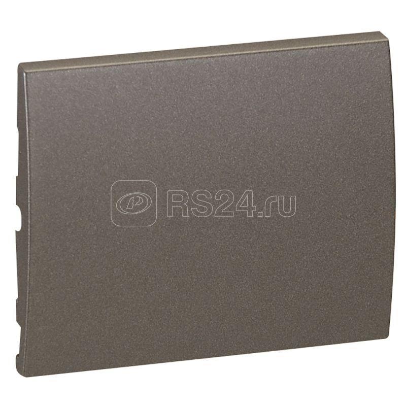 Панель лицевая для выкл. 1-кл. Galea Life бронза Leg 771210 купить в интернет-магазине RS24