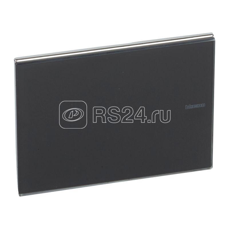 Панель управления сенсорная KNX Axolute 6-кан. прозрачное стекло BTC Leg HS4657M3KNX купить в интернет-магазине RS24