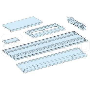 Шкаф навесной IP55 7 мод. SchE 08312 купить в интернет-магазине RS24