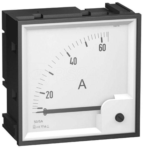 Циферблат 0-200А для AMP16074 SchE 16081 купить в интернет-магазине RS24