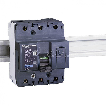 Выключатель автоматический модульный 3п B 80А 25кА NG125N SchE 18663 купить в интернет-магазине RS24