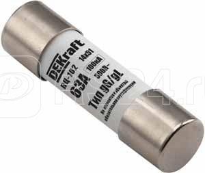Предохранитель цилиндрический 50А 14х51 ПЦ-102 SchE 21381DEK купить в интернет-магазине RS24