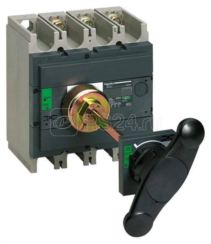 Рукоятка управления поворотная выносная черн. для INS320/630 SchE 31052 купить в интернет-магазине RS24