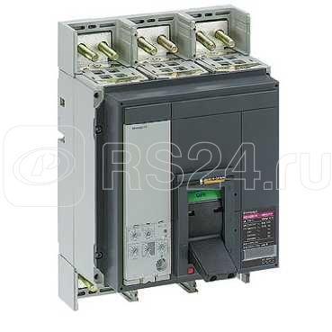 Выключатель автоматический 3п 1600А 70кА NS1600 H 3P + Micrologic 5.0 в сборе SchE 33569 купить в интернет-магазине RS24