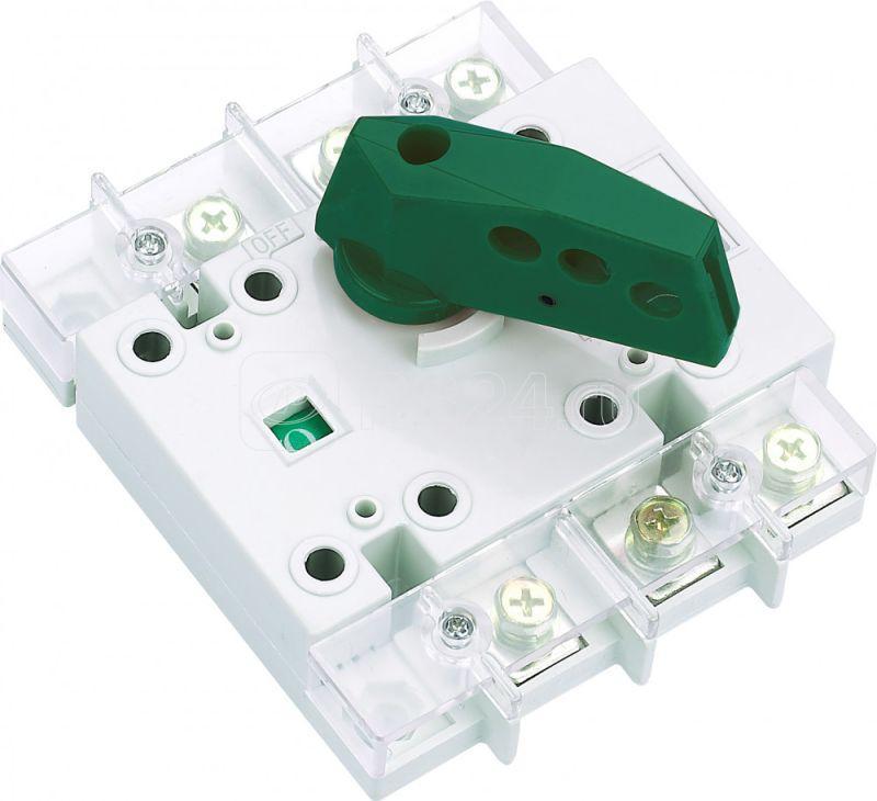 Выключатель-разъединитель 100А 3P с видимым разрывом задн. дост. ВР-101 SchE 40050DEK купить в интернет-магазине RS24