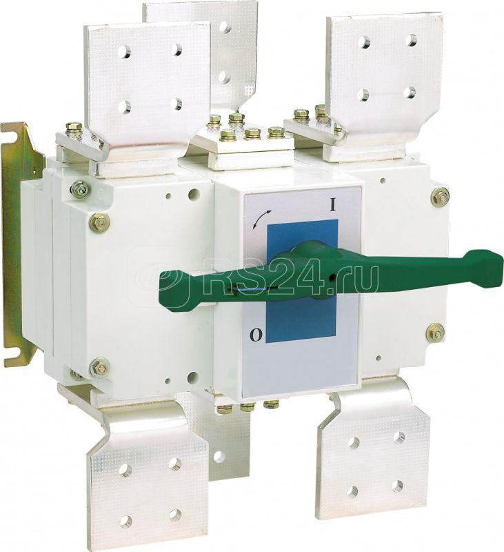 Выключатель-разъединитель 1000А 4P с видимым разрывом задн. дост. ВР-101 SchE 40076DEK купить в интернет-магазине RS24