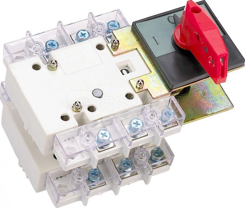 Выключатель-разъединитель 315А 4P два напр. тандем ВР-101 SchE 40123DEK купить в интернет-магазине RS24